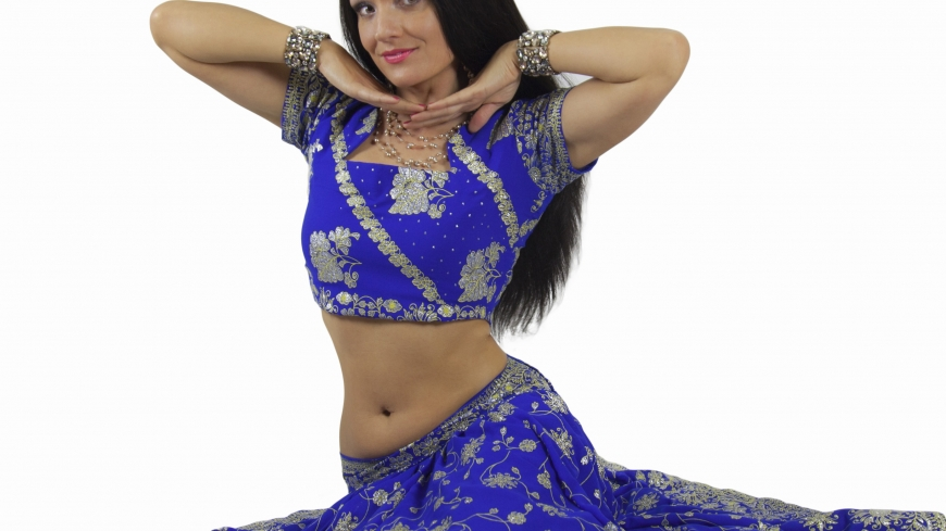 Katia San Ramon Belly dance and Bollywood dancer