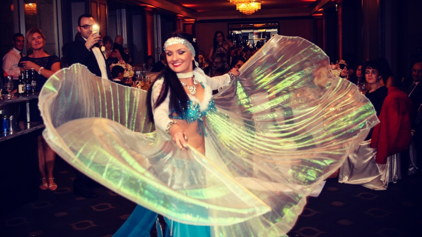 Bay area Belly dancer for wedding