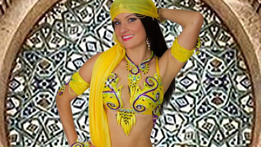 Hire belly dancer for party Bay Area
